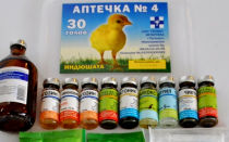 Препараты для цыплят с первых дней их жизни