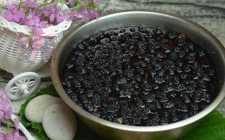 Как приготовить вкусное варенье из шелковицы