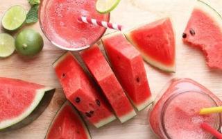 Калорийность сырого и приготовленного арбуза: польза и вред для человеческого организма