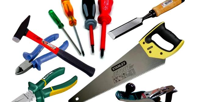инструменты для постройки брудера