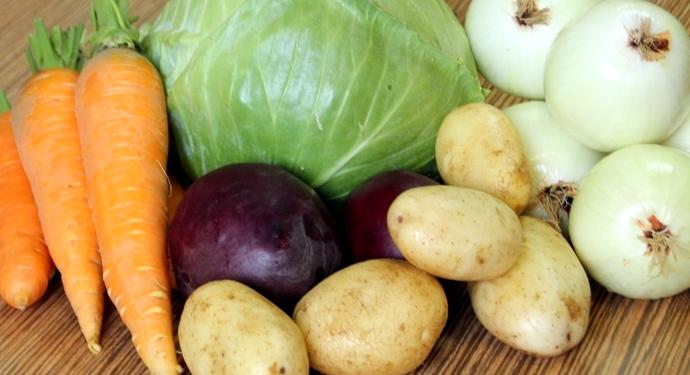 овощи для жеребца