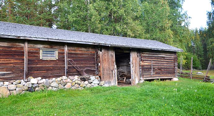 помещение для проживания быков