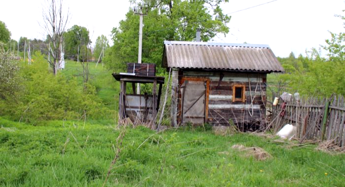 место для дома для индюков
