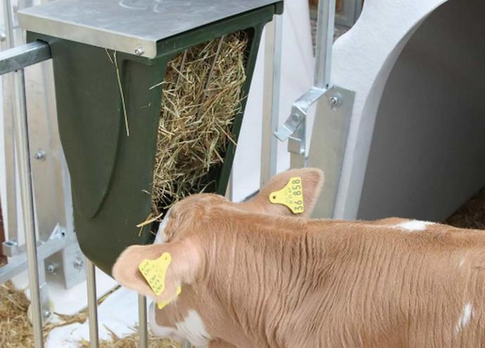 кормушка для быка