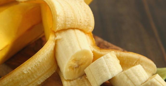 куски банана
