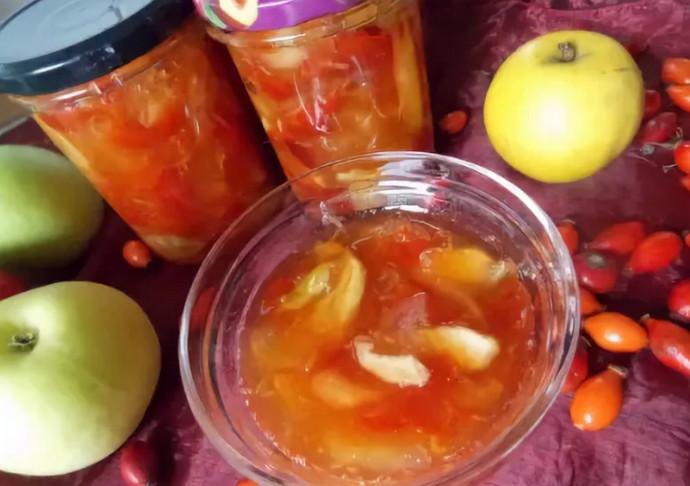 фрукты и варенье