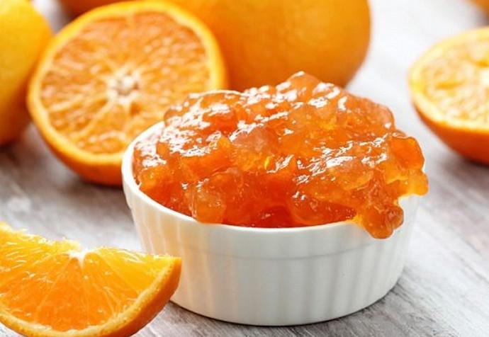 оранжевое варение
